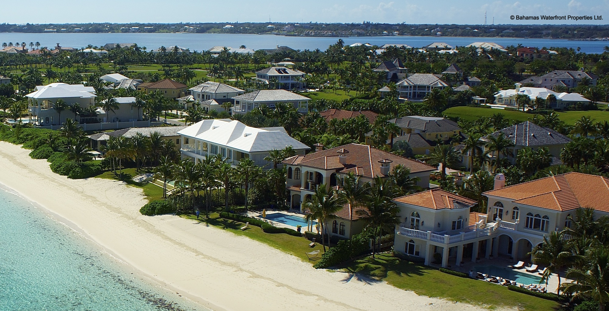 Bahamas Waterfront Properties