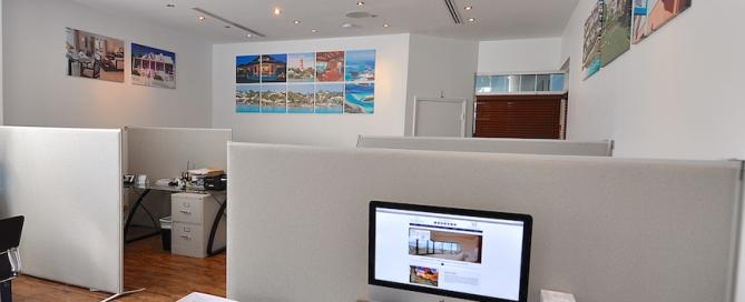 Bahamas Waterfront Properties Cloud Office