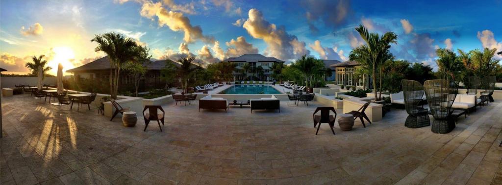 Photo Courtesy of Island House, Nassau